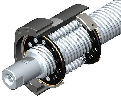 Roller Screw Technology Roller screws convert rotary torque into linear motion, similar to acme screws or ball screws.