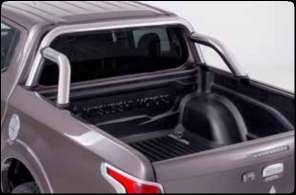 DC Bed liner: MZ330906TB Tailgate liner: MZ330742TG Installation kit: