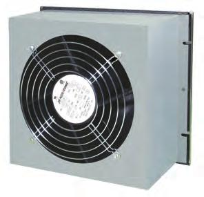 Products Filter Fans NEMA 1 Box Fan High airflow with low noise operations makes these versatile packaged fans very popular in a wide range of applications.