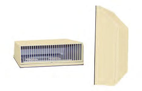 Products Advantage Sentry Series Filter Fans Filter-Grille Assemblies BLKNPA100F These Filter-Grille Assemblies can be used in conjunction with the Advantage Sentry Series Filter Fans for enclosure
