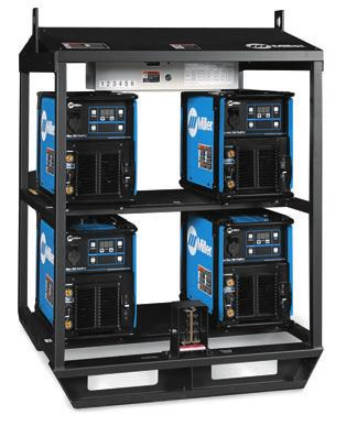 PipeWorx 350 FieldPro Racks Optimal system.