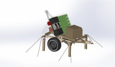 Windlift SBIR Vehicle Design Tethered Autonomous UAV 24