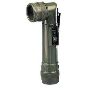 Individual Marine Power Requirements 1990 Angle Head Flashlight D Cell