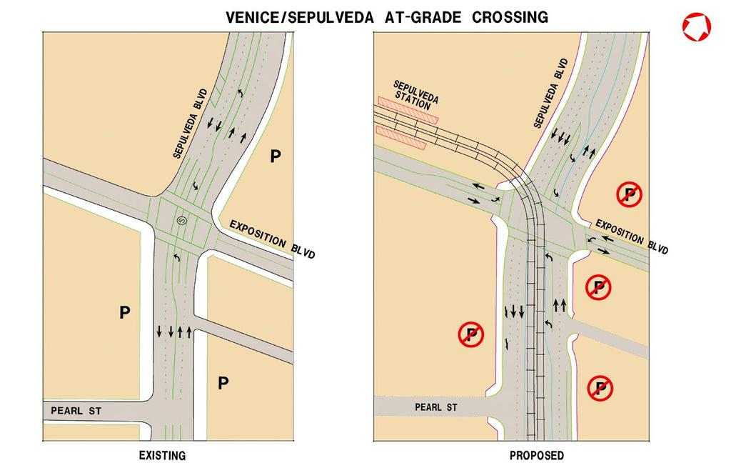 Sepulveda / Exposition Crossing Proposal