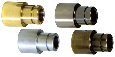 9-C0695-00-0-* Made of solid brass Use with our solid brass handle sets Extends 18mm