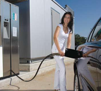 concerns and government mandates are driving the quest for alternative fuels.
