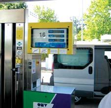 Completing the ikompressor Refueling System Dispensers Flowserve offers a wide selection of dispensing units to match the convenience and service retail operators wish to provide their customers.