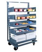 TRUCKS Adjust-a-tray & A Frame Adjust-A-Tray Trucks (Trays Sold Separately) (1,500 & 2,000 lbs.
