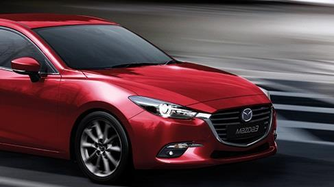 OTHER MARKETS (000) 281 3% 288 300 113 Other 119 200 88 Australia 86 100 80 ASEAN 83 0 Mazda3 Nine Month Sales Volume FY March 2017 FY March 2018 Sales were 288,000 units, up 3% year on year
