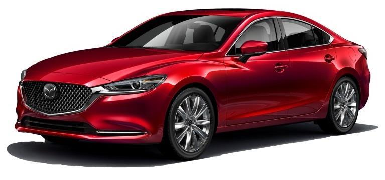 PROGRESS OF KEY INITIATIVES Products and R&D Launched new CX-8 three-row SUV in Japan in December Unveiled updated Mazda6 that features SKYACTIV-G 2.