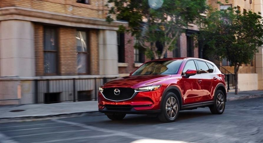 EUROPE Sales were 193,000 units, up 1% year on year New CX-5 Nine Month Sales Volume Sales of new CX-5 shifted into high gear and achieved 14% growth year on year Germany: 50,000 units, up 7% year on