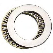 8 Thrust Cylindrical Roller Bearings There are thrust bearings containing cylindrical rollers.