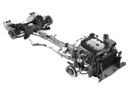 If more power L99 V8 engine is desired, there s the 6.2L OHV V8. It comes in two versions.