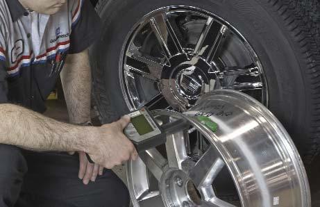 TPM Sensor Learn Procedure A Preferred Method Some customers may experience a Service Tire Monitor message light that occurs after tire rotation or sensor replacement, and a sensor learn process has