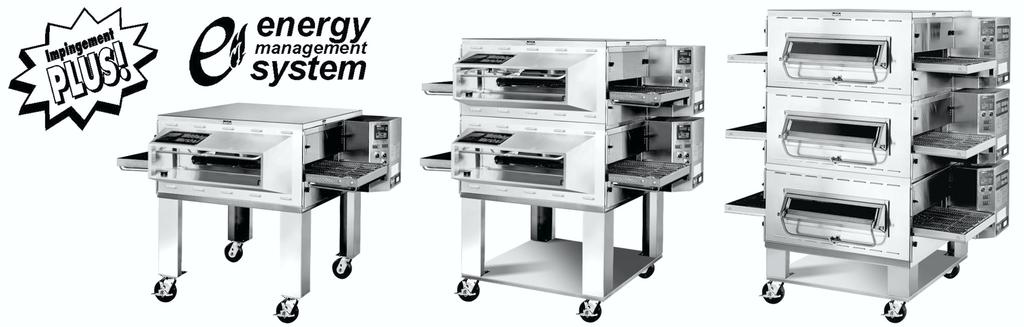 General Information The PS536GS conveyor oven is ideally suited for Kiosk and express-style locations where smaller ovens are required. Standard Features Impingement PLUS!