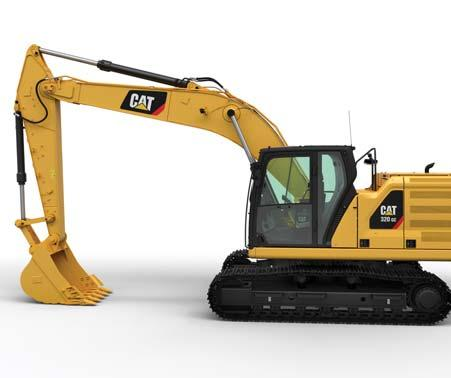 320 GC Hydraulic Excavator Technical Specifications Engine Engine Model Cat C4.