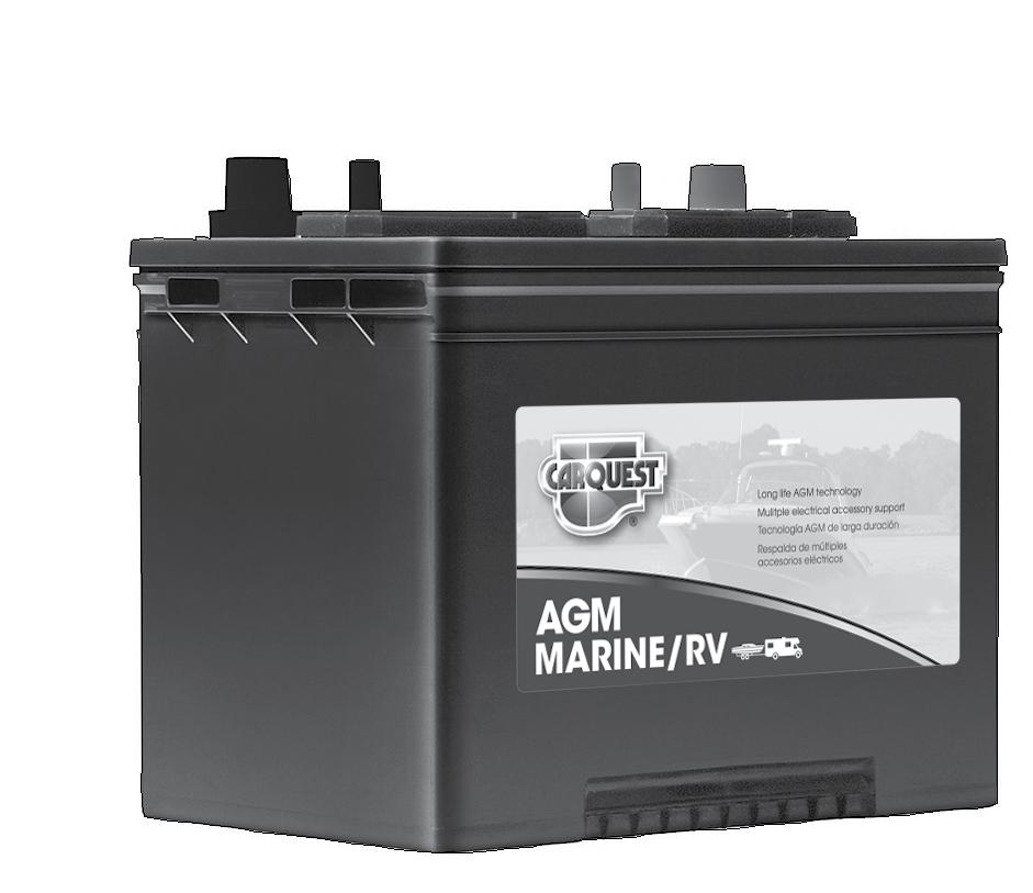 The AGM batteries are ideal for watercraft / vehicles with electrical accessories (trolling motors, fish finders, entertainment systems, GPS, plug-in accessories, etc.