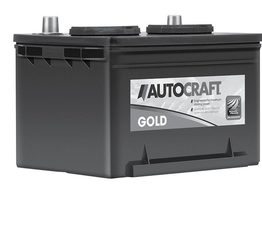 Gold batteries are designed to meet or exceed the manufacturers power () requirements for your vehicle, ensuring you get the power you need