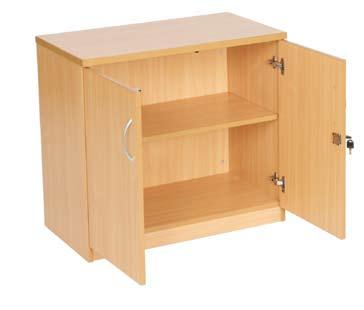 Tambour Cabinet Shelf 25mm Pull-out Filing Cradle 730H x 800W x
