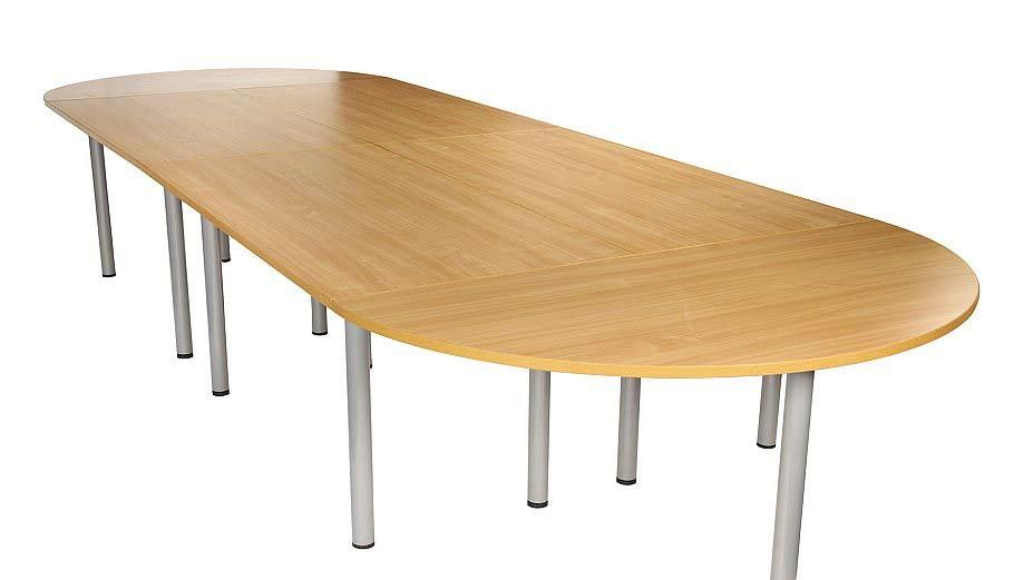 Meeting Table (Not Illustrated) 1800W x 900D 1600W x 800D