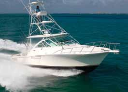 ARMENTS 36EXPRESS SPECIFICATIONS Length Overall (w/ pulpit) 38'6'' 11.7 meters Hull Length 36'0'' 11.0 meters Beam 14'2'' 4.3 meters Draft 3'1'' 0.94 meters Transom Deadrise 17.