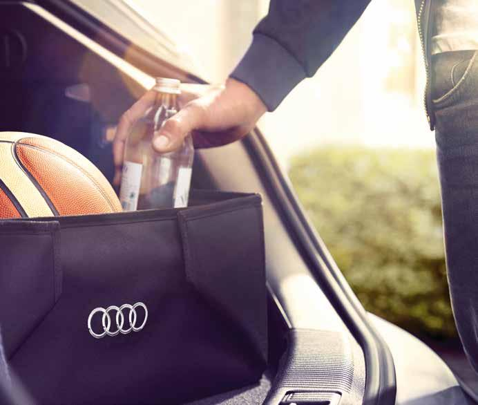 Audi Genuine Accessories Prices may change