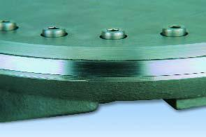 All-Metal Lamination Seal Ring Tri-Con valves offer an all-metal laminated seal ring for higher-temperature or aggressive applications.