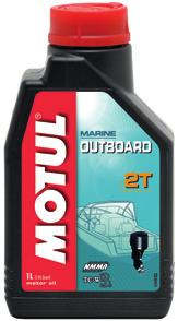stroke Lubricants for Outboard Engines 00% Synthetic Outboard Synth T Lubricant developed for high performance -Stroke engines and direct injection -Stroke engines, reinforced with a synthetic and