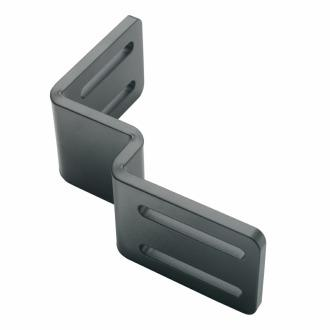 Laterals Fixed Lateral Hardware Lateral Brackets Standard Lateral Bracket Designed to mount pads off solid backs or seats Available in a range of lengths to accommodate varieties of back and seat