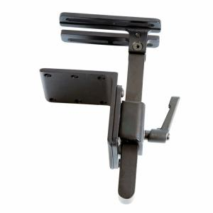 11184 Lever Release Abductor Bracket Highly durable; suggested for long-term living centers or high-tone clients Multi-adjustable easy-to-use lever Locks in both up and down