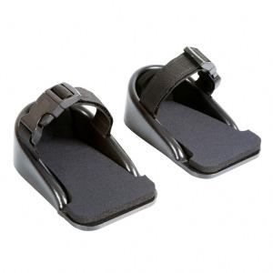 ea 13012 Medium 4 3 8 2 1 ea 13013 Large 4 1/2 3 1/2 10 2 1 ea Specify the client s side if ordering an uneven quantity Small Shoe Holders available with ankle strap only Foot Supports Shoe Holder