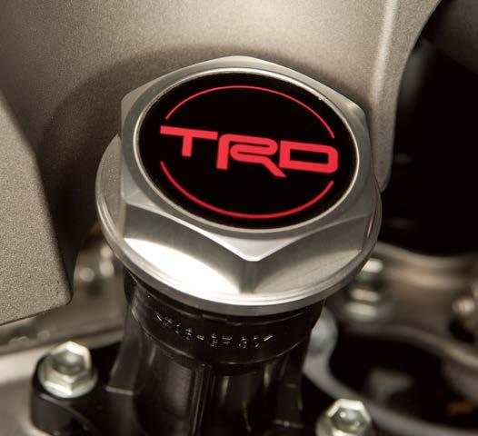 standards for performance and strength TRD Performance Oil Filter Delivers