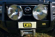 protect headlights - Double welded outer loops