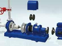 IWAKI MAGNETIC DRIVE PUMPS ETFE and PFA available in standard models Carbon fibre reinforced CFRETFE and PFA linings can be supplied to meet many varying duties.