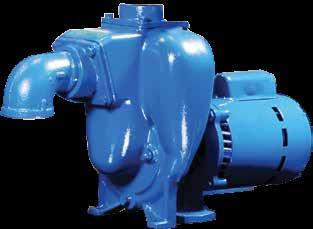 Page 1 of 6 prevent priming or reduce pump capacity. OPERATION The 22 MPC-Metropolitan Pump is a self-priming centrifugal pump and only requires priming prior to its initial start.