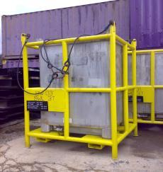 2 2 1 Chemical Tote Tank SS316, 2000L 8
