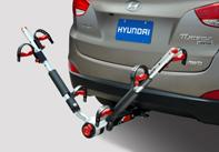 95 Hitch Mount Bike Carrier (4 bikes) Don t let extra cargo put limits on your adventurous nature.