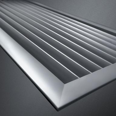 X X testregistrierung Ventilation grilles for installation into walls, sills or rectangular ducts Type Ventilation grilles with flat border construction also for continuous horizontal runs The new