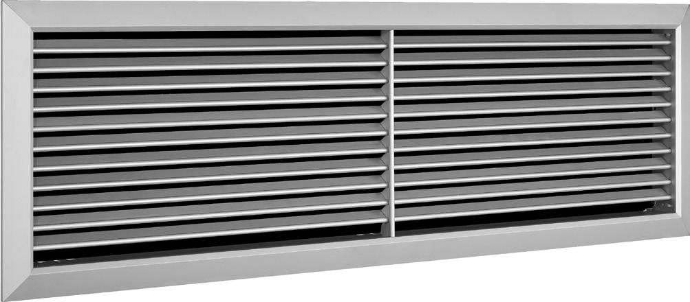 Function Functional description Ventilation grilles are air terminal devices for the supply air and extract air of ventilation and air conditioning systems. They direct the supply air into the room.