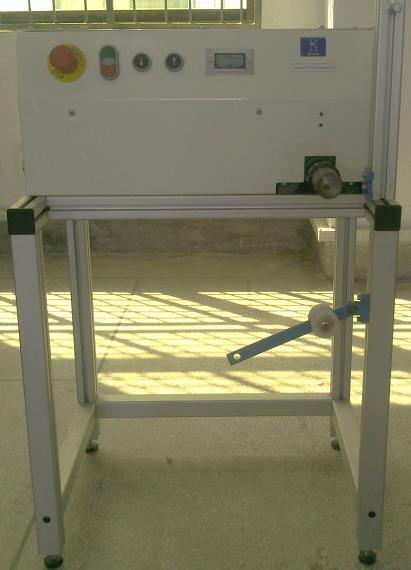 Journal Friction Machine The object of the experiment is to evaluate different bearings