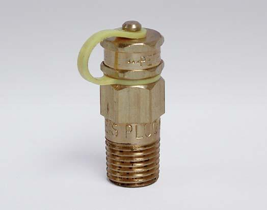 "This valve has a standard ½"" garden hose connection to allow fluid to be piped to a container or remote location during cleaning. Not available separately."