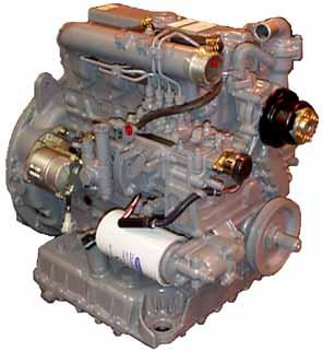 R Diesel Engine SERVICE PARTS LIST for V0-DI ( -009)