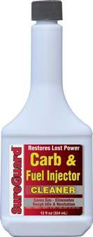 A special penetrating ability provides instant chain lubrication after start up, along with a high-tac no-sling additive to keep lubricant on the chain.