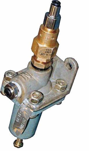 Product Data Sheet 611351 Pressure Protection Valve FEATURES AND BENEFITS The Pressure Protection Valve is fitted as the first item in the pneumatic circuit for Emco Wheaton