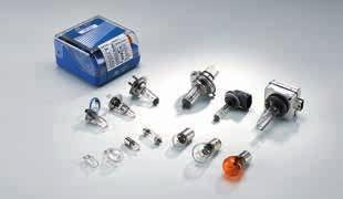 Light bulbs. Genuine Hyundai bulbs that provide long-lasting, powerful and precise light projection.