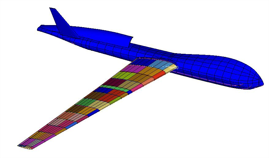 Structural Analysis of the UAV wing Analysis 25