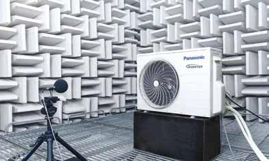 Panasonic Premium Inverter Ducted Air Conditioning RELIABLE COMFORT COMES FROM RELIABLE TECHNOLOGY DISCREET COMFORT A Panasonic air conditioner