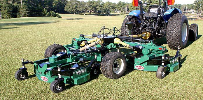 Mulching and Finishing Mowers MP and FP Parts