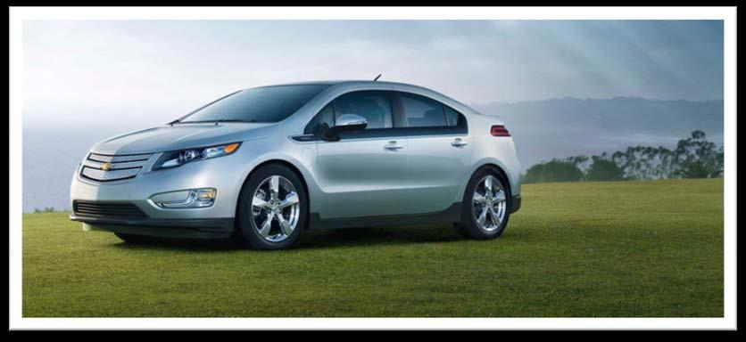 Chevy Volt Plug-in Hybrid Electric Vehicle Can go about 35 miles using only the battery Costs