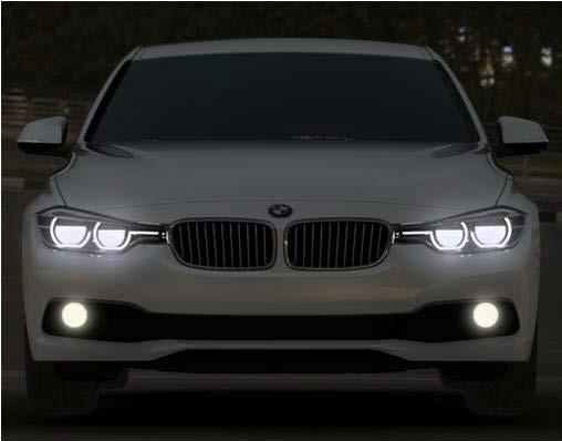 foglights: optional High-beam assist: optional 710 BMW Adaptive LED